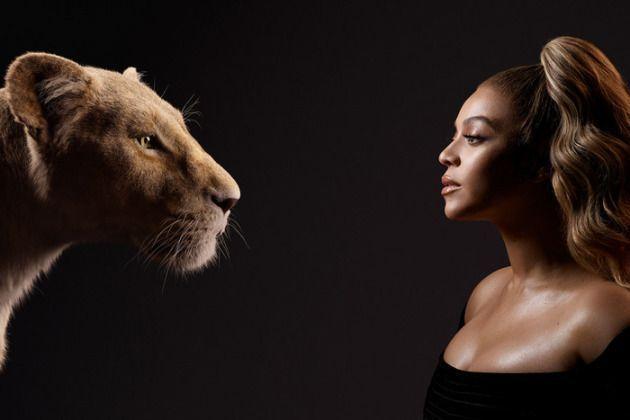Beyoncé va sortir un album inspiré du 'Roi Lion'