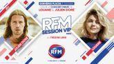 Louane x Julien Doré: gagnez les dernières places pour leur session VIP !
