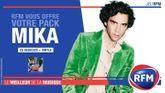 RFM vous offre votre pack Mika !