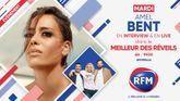 Mardi 5 octobre : Amel Bent est l'invitée du Meilleur des Réveils !