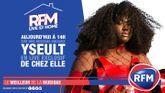 RFM LIVE@HOME: Yseult VOUS OFFRE UN LIVE EXCLUSIF DE CHEZ ELLE!