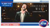 Christophe Maé : ce jeudi, à 23h40, découvrez son concert au Cirque d'Hiver sur France 2