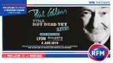 RFM partenaire du concert de Phil Collins au Groupama Stadium de Lyon le 4 juin 2019 !