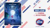 RFM partenaire du film «100% Loup»