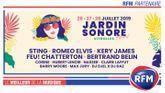 RFM partenaire du Jardin Sonore Festival