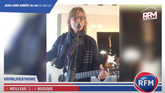 RFM Live @ Home : Jean-Louis Aubert interprète «Du Bonheur» de chez lui !