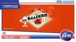RFM partenaire de la Braderie de Lille 2019 !