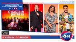 RFM partenaire de «La chanson secrète» sur TF1