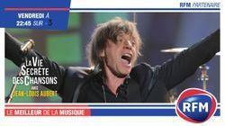 RFM Partenaire de « La vie secrète des chansons » avec Jean-Louis Aubert