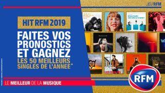 HIT RFM de l'année : faites vos pronostics et gagnez les 50 meilleurs singles de 2019 !
