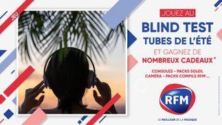 Jouez au Blind Test de l'été et gagnez de nombreux cadeaux !