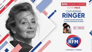 RFM vous offre votre pack Catherine Ringer