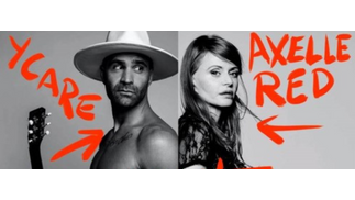 Ycare & Axelle Red : leur nouveau single «I don't care (Je m'en moque)» disponible le 10 avril 2020 !