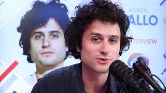 Adrien Gallo : «Il y a pas mal de chansons que je n'aurais pas écrites sans Vanessa Paradis»
