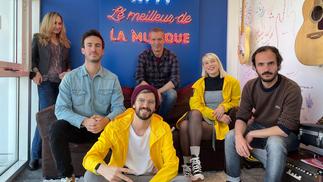 Boulevard des Airs chante «Bruxelles» avec Lunis sur RFM