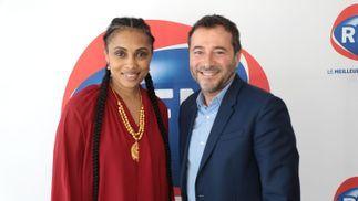 Découvrez l'interview d'Imany au micro de Bernard Montiel sur RFM !