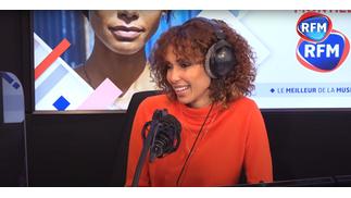 Sonia Rolland était au micro de Bernard Montiel samedi 20 février entre 12h et 13h sur RFM !