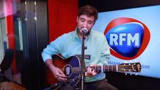 «Un Homme»: Jérémy Frerot interprète son nouveau single dans les studios RFM !