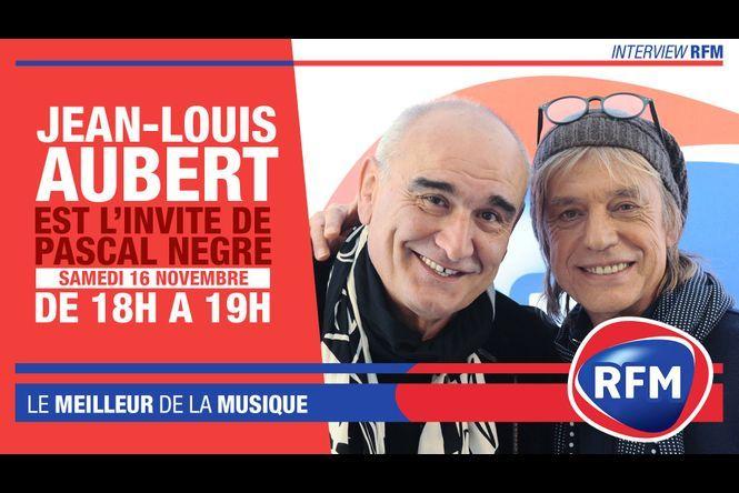 Une rencontre formidable avec Jean-Louis Aubert, toujours plus touchant —